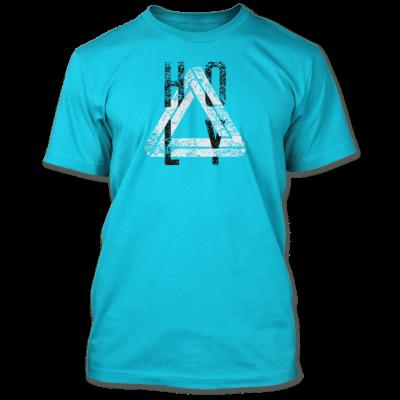 Holy Shirt (Men's Bondi Blue)