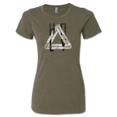 Holy Shirt (Women's Mil Green)