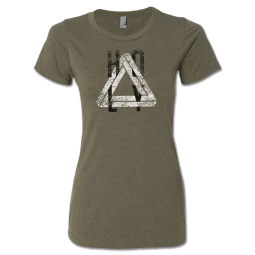 Holy Shirt (Women's Mil Green)